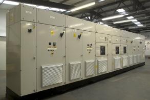 Control Panel Manufacturer  Design, Construction & Installation